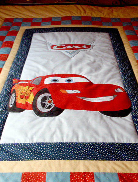 Coperta Disney Cars