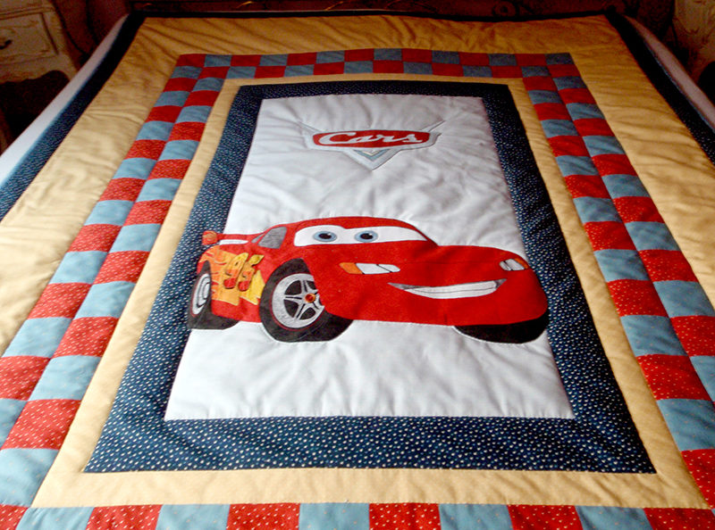 Coperta Disney Cars